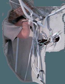 Ремонт электрики в Краснослободске